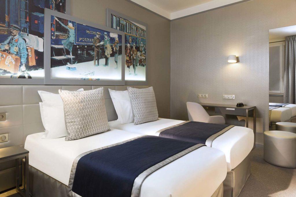 Hôtel Paris Bercy - Palym - chambre double